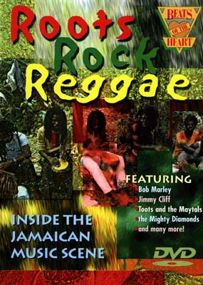 Roots, Rock, Reggae: Inside the Jamaican Music Scene  (DVD) - Klik her for at se billedet i stor st�rrelse.