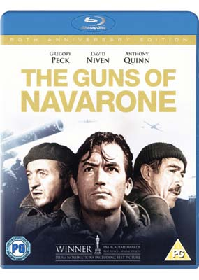 Guns of Navarone, The (Blu-ray) (BD) - Klik her for at se billedet i stor st�rrelse.
