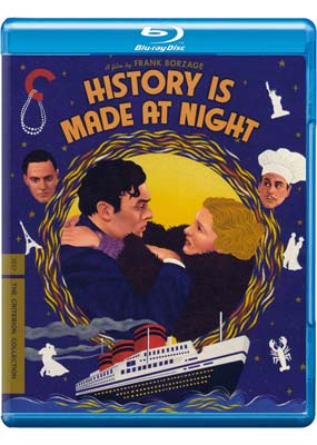 History Is Made at Night (Criterion) (Blu-ray) (BD) - Klik her for at se billedet i stor størrelse.