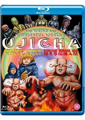 Weird and Wonderful World of Ujicha, The (Blu-ray) (BD) - Klik her for at se billedet i stor størrelse.