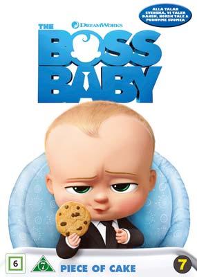 Boss Baby, The  (DVD) - Klik her for at se billedet i stor størrelse.