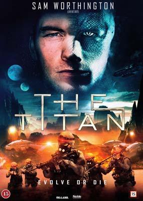 Titan, The  (DVD) - Klik her for at se billedet i stor størrelse.