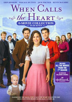 When Calls the Heart: Year  7 (3-disc) (DVD) - Klik her for at se billedet i stor størrelse.