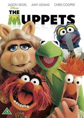 Muppets, The (Jason   Segel)  (DVD) - Klik her for at se billedet i stor størrelse.