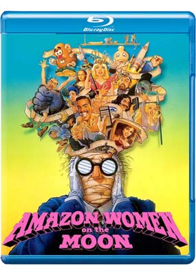 Amazon Women on the Moon (Blu-ray) (BD) - Klik her for at se billedet i stor størrelse.