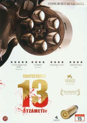 Contestant 13  (DVD) - Klik her for at se billedet i stor størrelse.