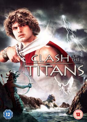 Clash of the Titans (Harry         Hamlin)  (DVD) - Klik her for at se billedet i stor st�rrelse.
