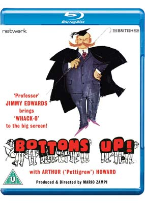 Bottoms Up! (Jimmy Edwards) (Blu-ray) (BD) - Klik her for at se billedet i stor størrelse.
