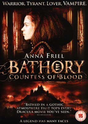 Bathory: Countess of Blood  (DVD) - Klik her for at se billedet i stor st�rrelse.