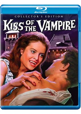 Kiss of the Vampire, The: Collector's Edition (Blu-ray) (BD) - Klik her for at se billedet i stor størrelse.