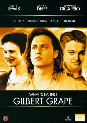 What's Eating Gilbert Grape?  (DVD) - Klik her for at se billedet i stor st�rrelse.