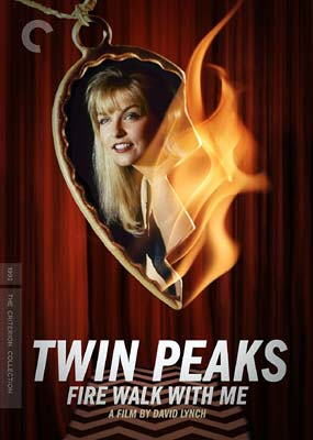 Twin Peaks: Fire Walk with Me (Criterion) (DVD) - Klik her for at se billedet i stor størrelse.