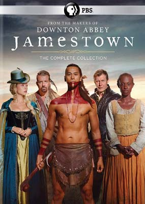 Jamestown: The Complete Collection (6-disc) (DVD) - Klik her for at se billedet i stor størrelse.