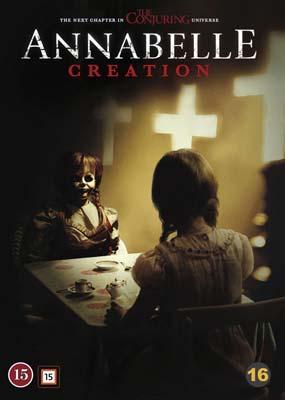 Annabelle 2: Creation  (DVD) - Klik her for at se billedet i stor størrelse.