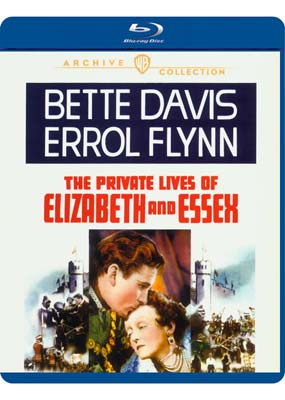 Private Lives of Elizabeth and Essex, The (Blu-ray) (BD) - Klik her for at se billedet i stor størrelse.