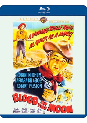 Blood on the Moon (Blu-ray) (BD) - Klik her for at se billedet i stor størrelse.