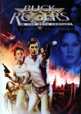 Buck Rogers in the 25th Century: The Complete Epic Series (5-disc) (DVD) - Klik her for at se billedet i stor størrelse.