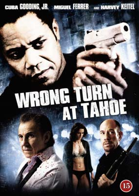 Wrong Turn at   Tahoe  (DVD) - Klik her for at se billedet i stor st�rrelse.