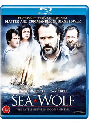 Sea Wolf (Sebastian    Koch) (Blu-ray) (BD) - Klik her for at se billedet i stor størrelse.