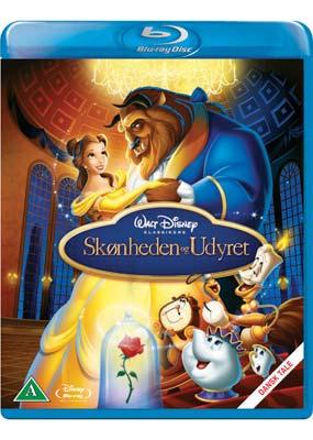 Skønheden og Udyret (Walt Disney) (Blu-ray) (BD) - Klik her for at se billedet i stor størrelse.