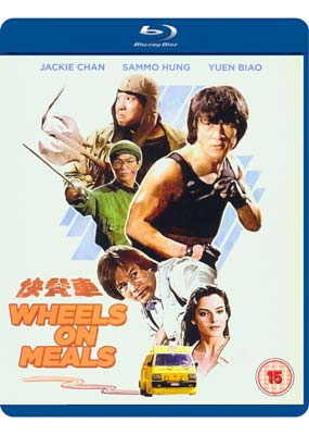 Wheels on Meals: Limited Edition (Blu-ray) (BD) - Klik her for at se billedet i stor størrelse.