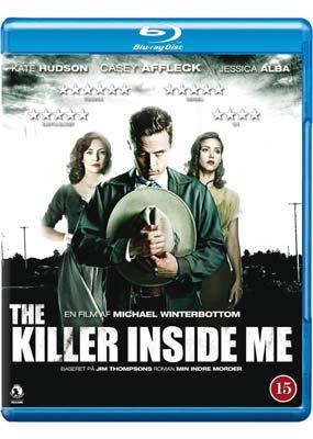 Killer Inside Me,              The (Blu-ray) (BD) - Klik her for at se billedet i stor størrelse.