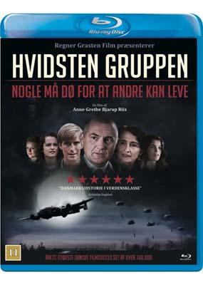 Hvidsten Gruppen (Blu-ray) - Laserdisken.dk - salg af DVD og Blu-ray film.