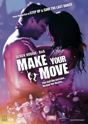 Make Your Move  (DVD) - Klik her for at se billedet i stor størrelse.