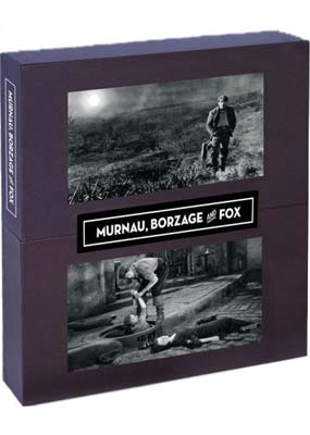 Murnau, Borzage & Fox Collection (12-disc) (DVD) - Klik her for at se billedet i stor st�rrelse.