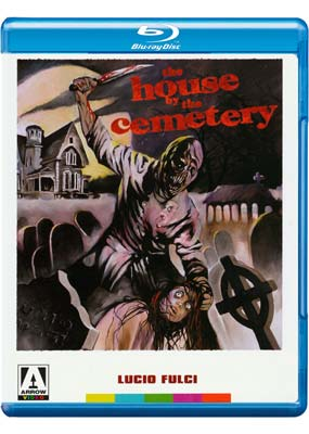 House by the Cemetery, The: Limited Edition (Blu-ray) (BD) - Klik her for at se billedet i stor st�rrelse.