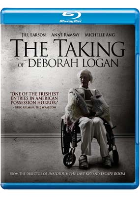 Taking of Deborah Logan, The (Blu-ray) (BD) - Klik her for at se billedet i stor størrelse.