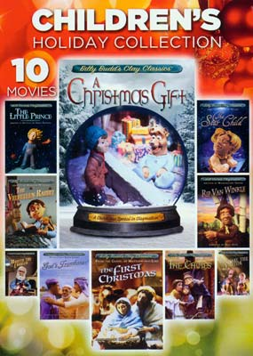 10 Movie Children's Holiday Collection (10 film) (DVD) - Klik her for at se billedet i stor størrelse.