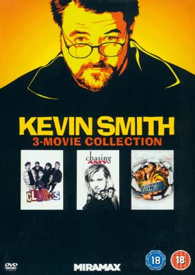 Kevin Smith Collection,  The (3 film) (DVD) - Klik her for at se billedet i stor størrelse.