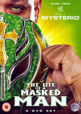 WWE: Rey Mysterio - The Life of a Masked Man (3-disc) (DVD) - Klik her for at se billedet i stor st�rrelse.
