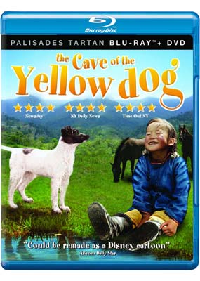 Cave of the Yellow Dog, The (Blu-ray & DVD) (BD) - Klik her for at se billedet i stor st�rrelse.