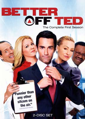 Better Off Ted: Season 1 (2-disc) (DVD) - Klik her for at se billedet i stor st�rrelse.