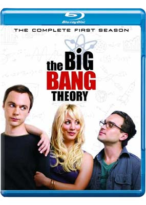 Big Bang Theory, The: Season  1 (Blu-ray) (BD) - Klik her for at se billedet i stor st�rrelse.
