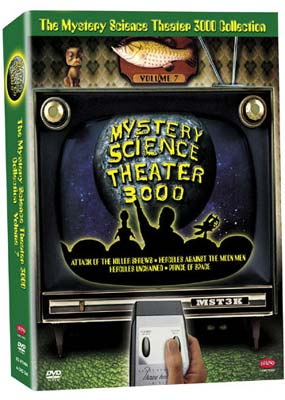 Mystery Science Theater 3000 Collection  #7  (DVD) - Klik her for at se billedet i stor st�rrelse.