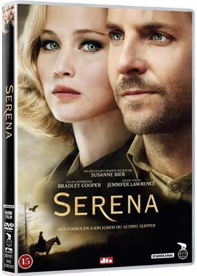 Serena (Jennifer Lawrence)  (DVD) - Klik her for at se billedet i stor størrelse.
