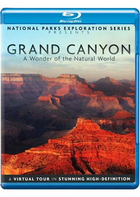 National Parks Exploration Series: The Grand Canyon: A Wonder of the Natural World (Blu-ray) (Blu-ray) (BD) - Klik her for at se billedet i stor st�rrelse.