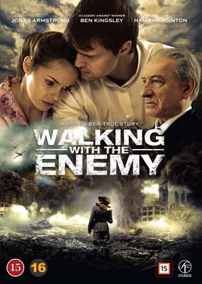 Walking with the Enemy  (DVD) - Klik her for at se billedet i stor størrelse.
