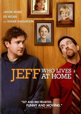 Jeff, Who Lives at Home   (DVD) - Klik her for at se billedet i stor st�rrelse.