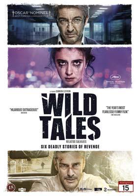 Wild Tales  (DVD) - Klik her for at se billedet i stor størrelse.