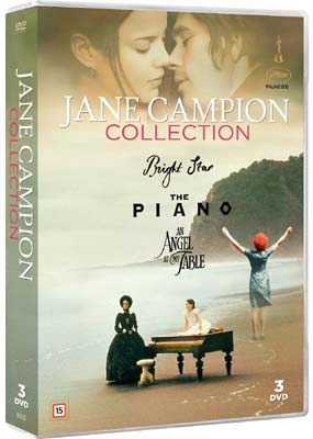 Jane Campion Collection, The  (DVD) - Klik her for at se billedet i stor størrelse.