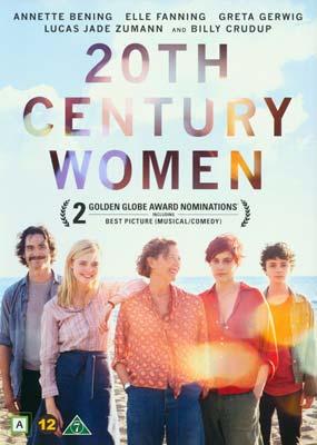20th Century Women  (DVD) - Klik her for at se billedet i stor størrelse.