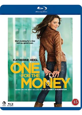 One for the   Money (Blu-ray) (BD) - Klik her for at se billedet i stor st�rrelse.