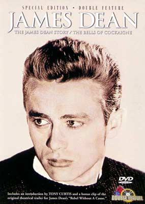 James Dean Story, The / The Bells of Cockaigne  (DVD) - Klik her for at se billedet i stor st�rrelse.