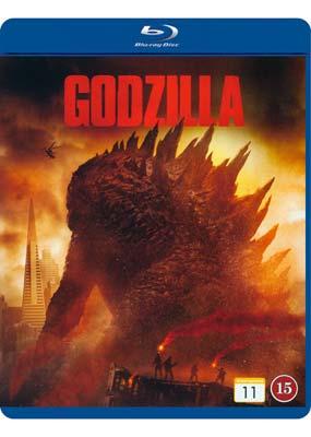 Godzilla (Blu-ray) (BD) - Klik her for at se billedet i stor størrelse.