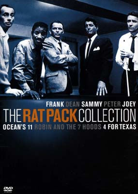 Rat Pack Collection, The (3 film) (DVD) - Klik her for at se billedet i stor st�rrelse.