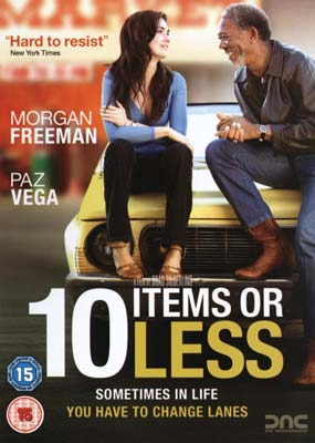 10 Items or Less  (DVD) - Klik her for at se billedet i stor st�rrelse.